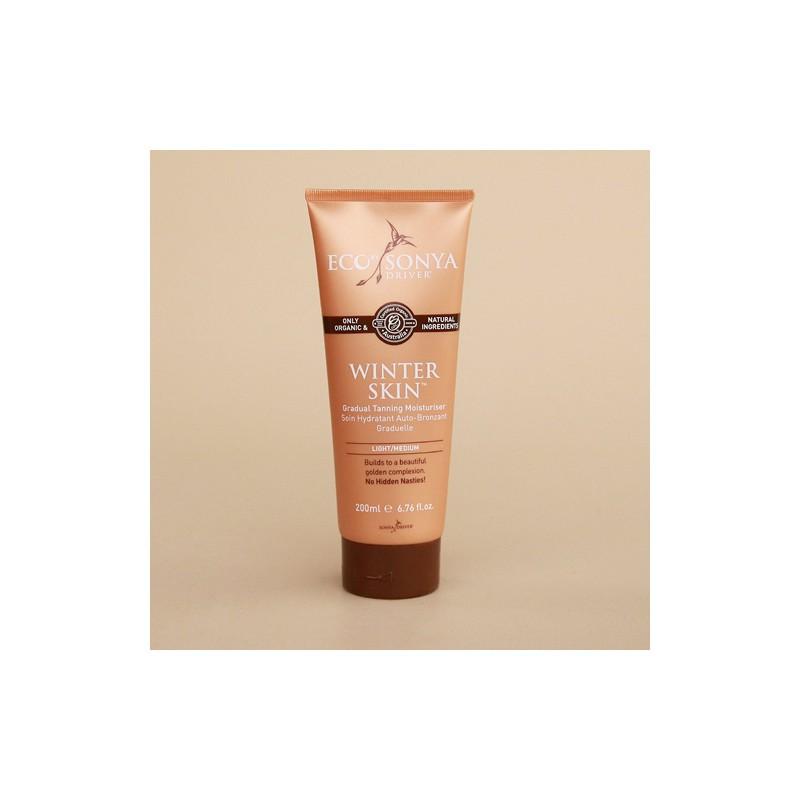 Eco By Sonya - Fluide bronzant Progressif - Peau claire - Vegan, Naturelle & Bio - Select Store Cosmétiques Vegans