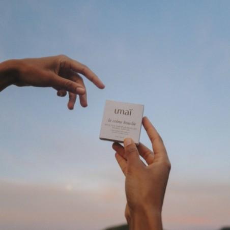 UMAI - La crème bouclée solide - Naturel & Zéro déchet - Select store éthique Cosmétiques Vegans