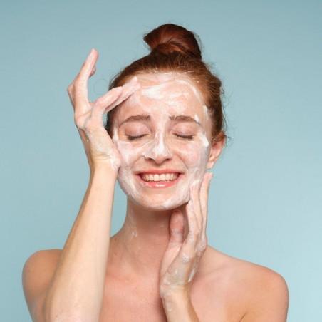 Unbottled - Nettoyant visage tout doux - Sans savon - Cosmétique Solide & Zéro déchet - Select store éthique Cosmétiques Vegans