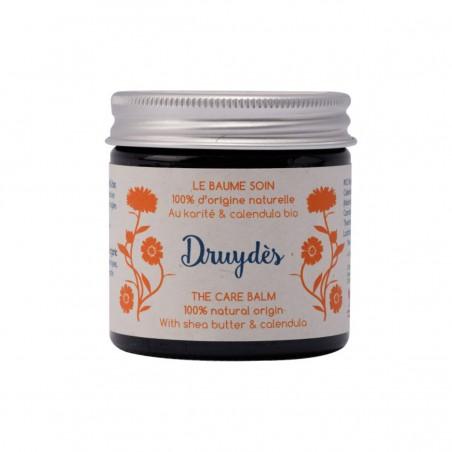 Druydès - Baume soin multi-usage bio au Calendula - Peau sèche, sensibles et irritées - Select store Cosmétiques Vegans