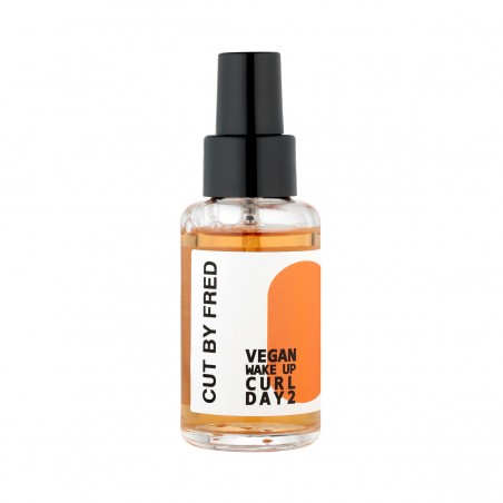 Cut by Fred - Spray Coiffant Cheveux bouclés format voyage mini - Wake Up Curl Day 2 - Vegan